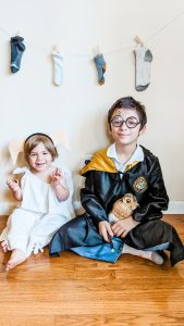 Harry Potter and Dobby Costumes
